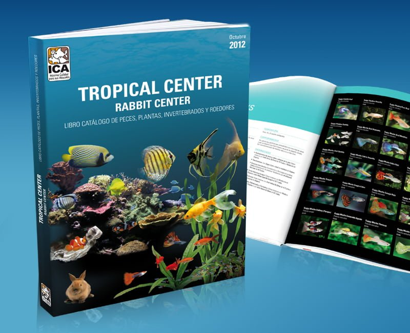 Catálogo Tropical Center