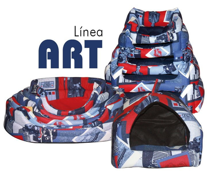 Nueva línea de cunas y colchonetas ART