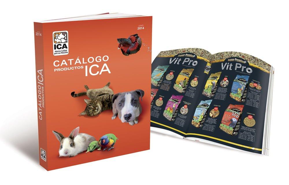 Nuevo Catalogo ICA