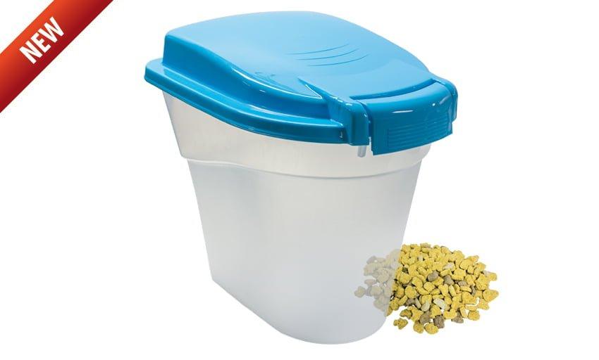Nuevo contenedor para alimentos