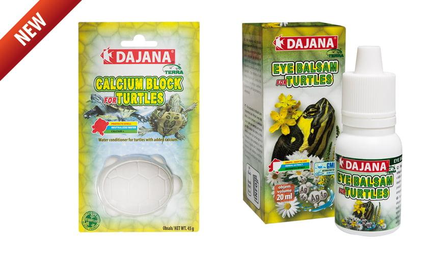 Nuevo Bálsamo y Calcio para Tortugas
