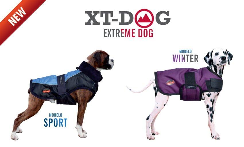 Nuevos XT-Dog ¡Ropas extreme para perros!