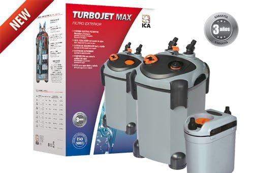 Filtro Turbojet Max: Potencia y fiabilidad