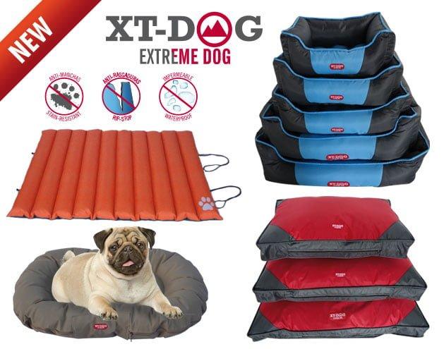 Las Nuevas Cunas y Colchonetas XT-DOG