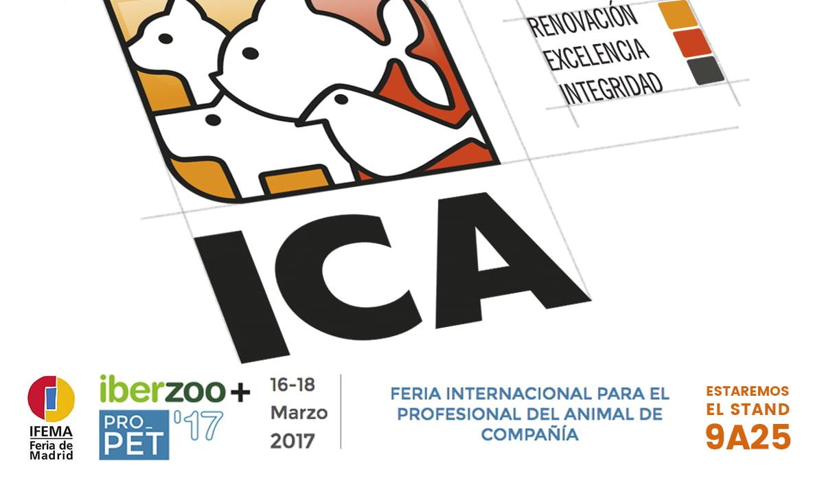 ICA estará en Iberzoo'17