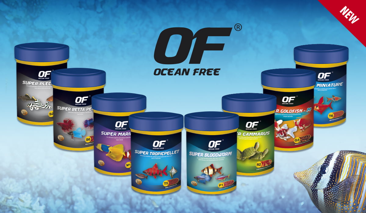 Alimentos Ocean Free PRO