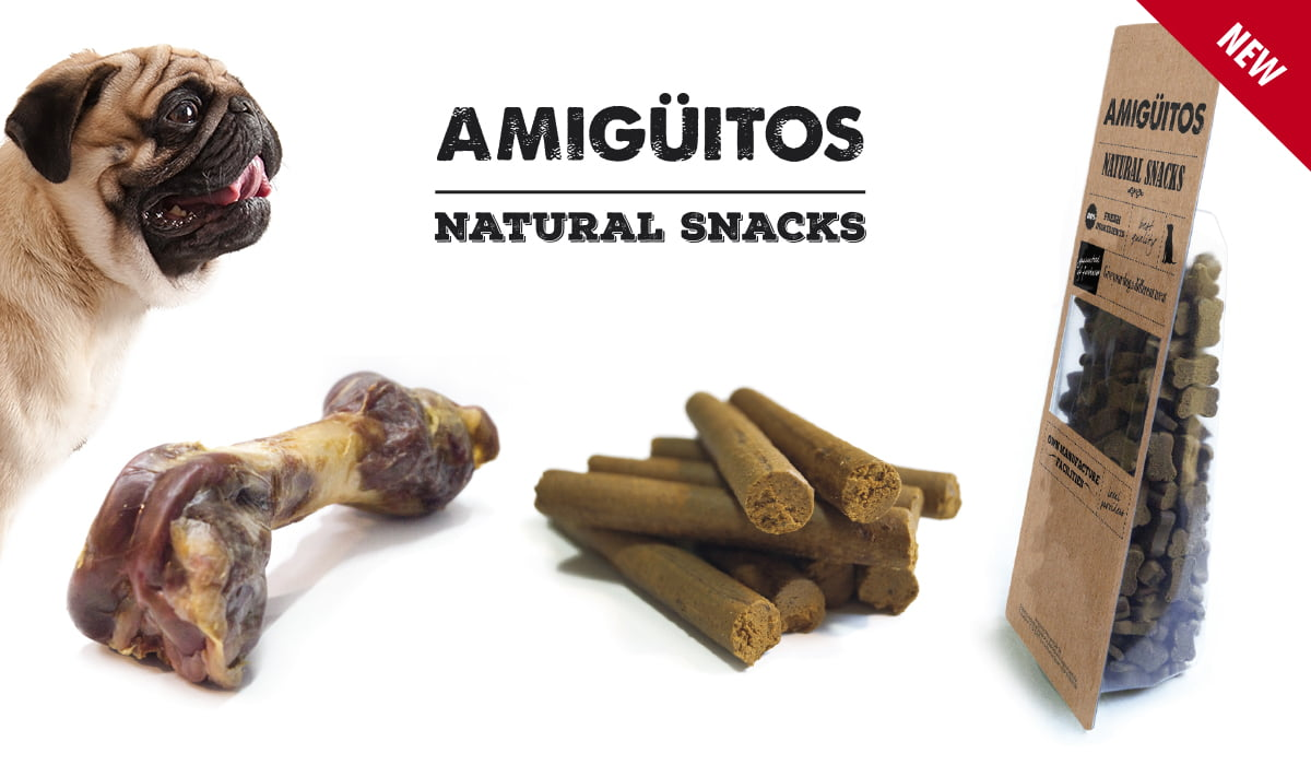 Amigüitos: Natural Snaks