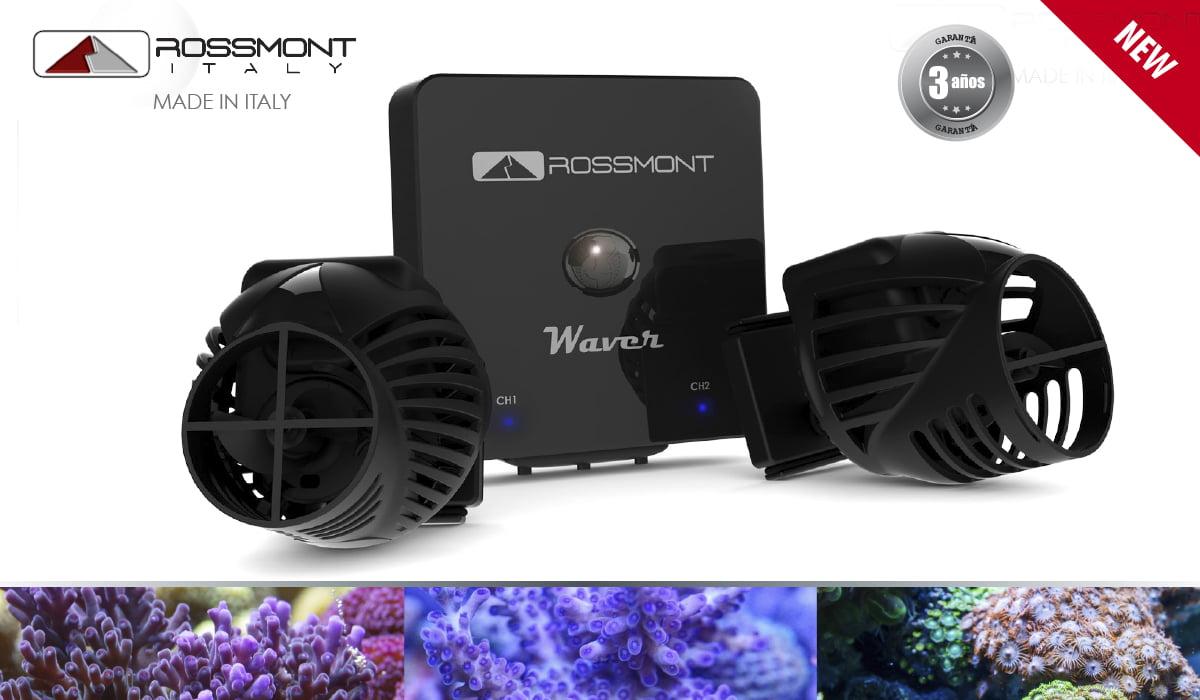 Generador de olas Rossmont