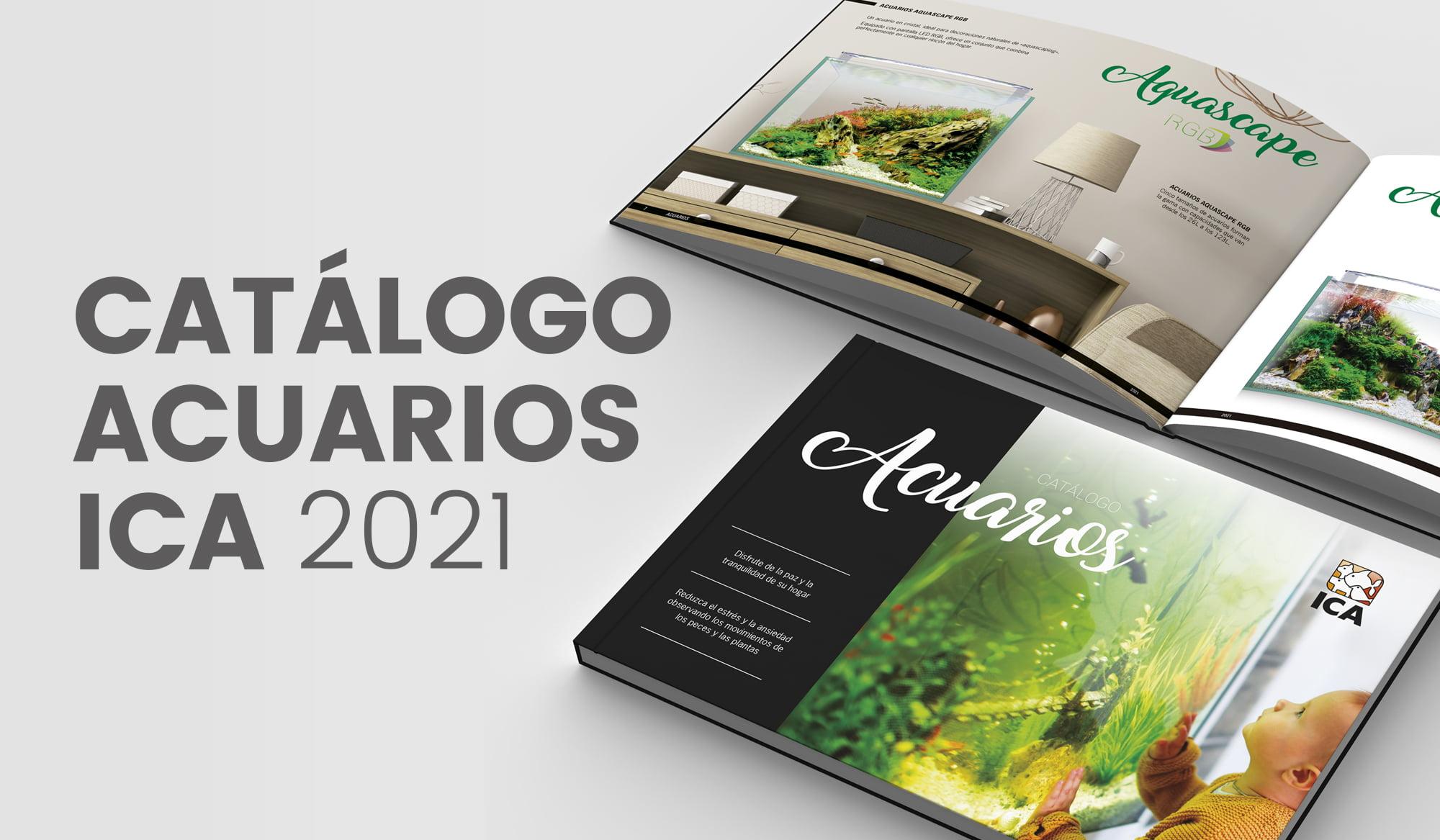 Nuevo Calálogo de acuarios ICA 2021