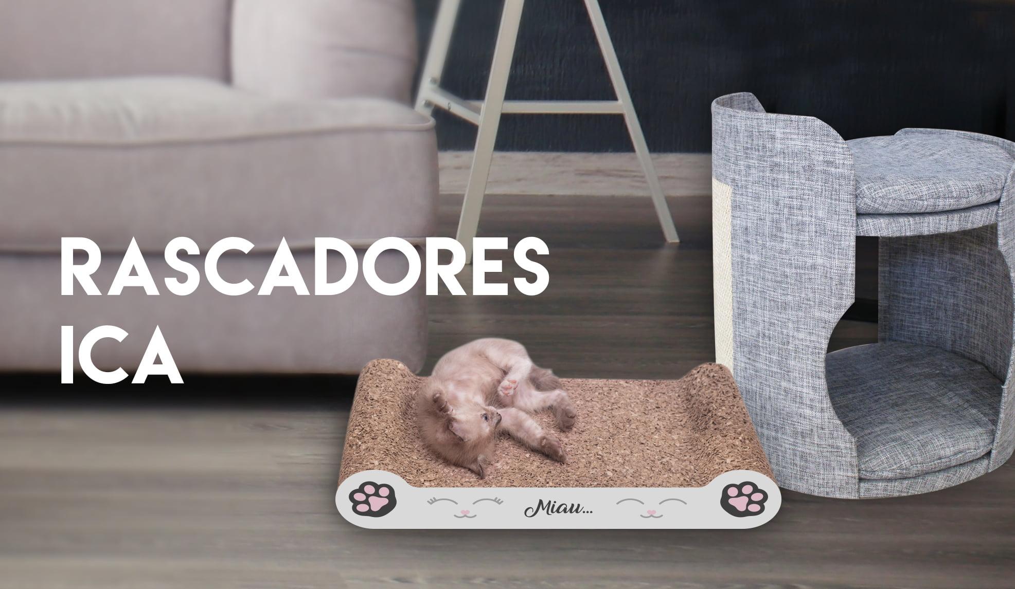 Rascadores Home, Modern, Miau y Sea