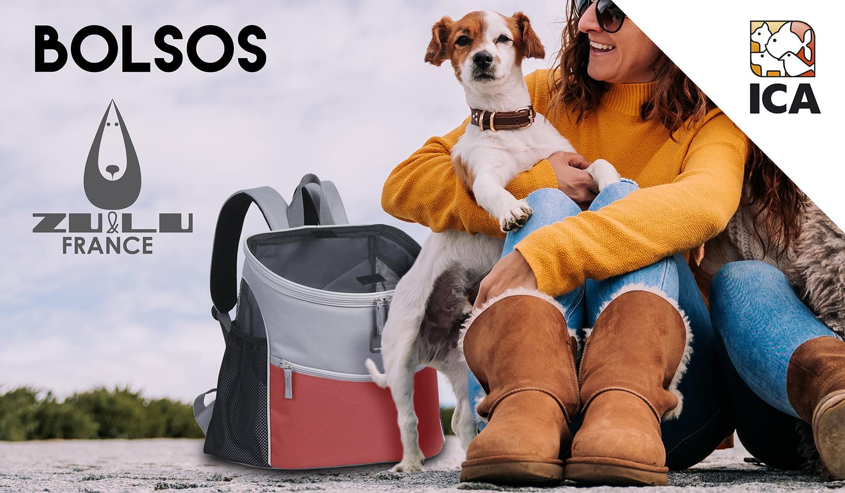 Bolsos para perros Zu&Lu'21