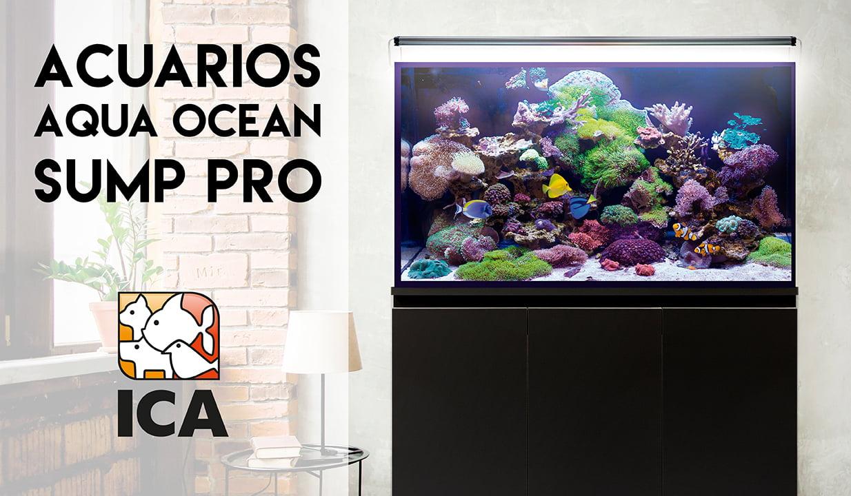 KIT Acuario AQUA OCEAN SUMP Pro