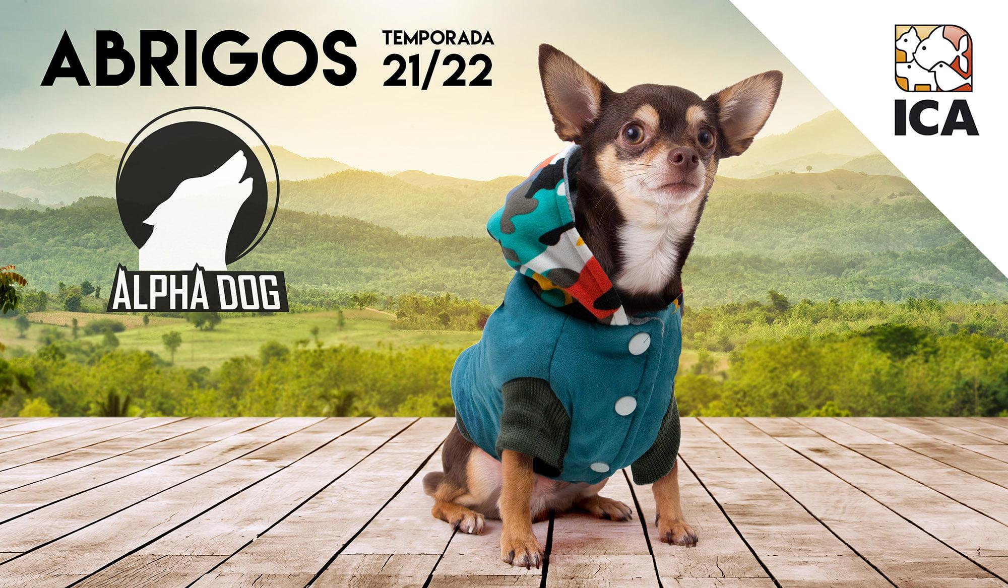 Abrigos ALPHA DOG temporada Otoño-Invierno 21/22